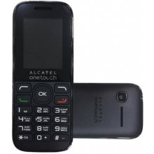 Мобильный телефон ALCATEL 10.50 чёрный