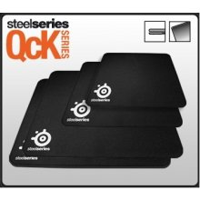 Мышь STEELSERIES QcK mini чёрный, 250 x 210...