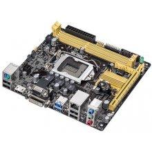 Emaplaat Asus H81I-PLUS, DDR3-SDRAM, DIMM...