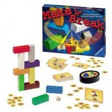 RAVENSBURGER GAME MAKE`N`BREAK
