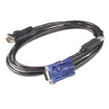 APC KVM-kaabel USB 1.8m