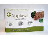 Applaws CAT PASTEET MP CHICKEN,LAMB,SALMON...