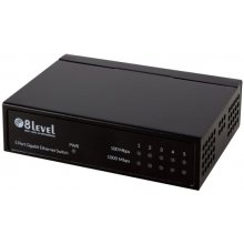 8level GES-5D Switch 5x 10/100/1000Mbps...