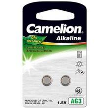 Camelion AG3/LR41/LR736/392, Alkaline...