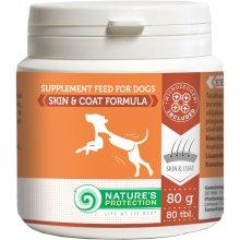 Natures Protection NP skin и coat formula...
