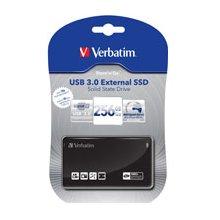 Kõvaketas Verbatim SSD USB 3.0 EXTERN DRIVE...