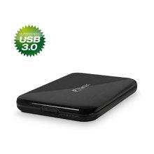 Fantec ALU-25 U3 чёрный 2,5 USB 3.0