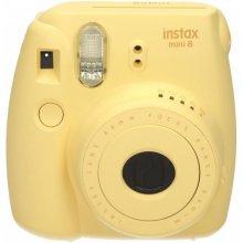 Фотоаппарат FUJIFILM Instax Mini 8, желтый