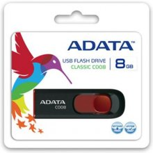Флешка ADATA A-DATA 8GB C008, 8 GB, USB 2.0...