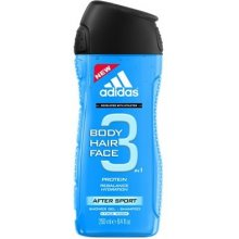 Adidas After Sport 3in1 250ml - dušigeel...