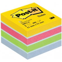 3M Märkmekuup Post-it Mini Cube Ultra...