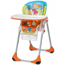 CHICCO Polly 2in1 Wood Friends стул