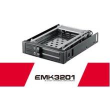 "Enermax 3,5"" Mobile rack для 2 x 2,5"" drive"