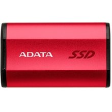 Жёсткий диск ADATA внешний SSD SE730 красный...
