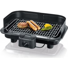 SEVERIN PG 2791 Barbecue-Elektrogrill чёрный
