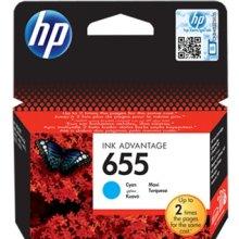 Тонер HP INC. HP CZ110AE, голубой, Inkjet, 5...