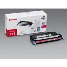 Тонер Canon 711 Toner Magenta