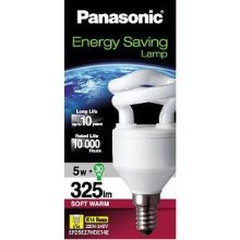 Panasonic Lighting Panasonic säästupirn E14...