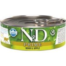 Farmina N&D PRIME Grain Free Boar & Apple...