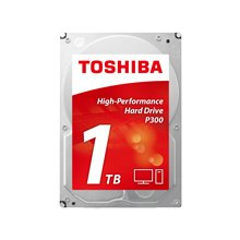Жёсткий диск TOSHIBA P300 1TB 7200 RPM, 3.5...