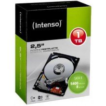 "Kõvaketas INTENSO 6.3cm (2,5"") 1TB intern..."