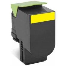Lexmark Toner 802XC 4k жёлтый ret...
