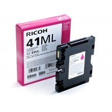 Тонер RICOH GC41ML GEL MAGENTA 600 PGS