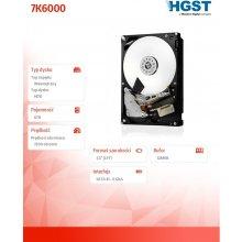 Жёсткий диск HGST ULTRASTAR 7K6000 6TB...