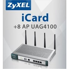 ZYXEL E-iCard UAG4100 8AP Erweiterungslizenz