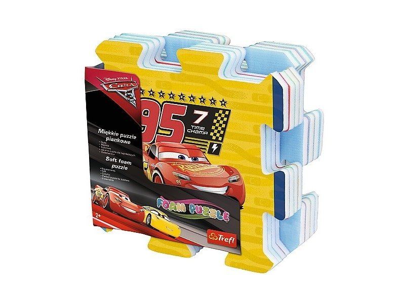 22841f08988 TREFL Puzzlopianka Cars 3 / Cars 3 60721 - OX.ee