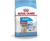 Royal Canin Medium Junior / Puppy 4kg (SHN)