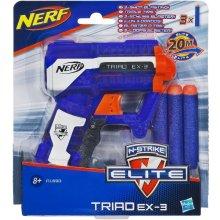 HASBRO NERF Triad EX-3 E lite