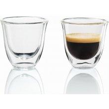 DELONGHI Doppelwandiges Thermoglas Espresso...