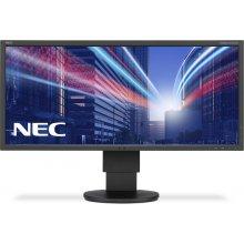 Монитор NEC MultiSync EA294WMi чёрный (EEK:...