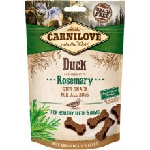 Carnilove Duck koos Rosemary Soft Snack for...
