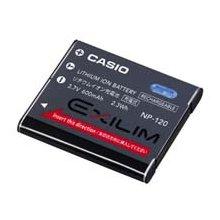 Casio Fujifilm NP-120 aku, Lithium-Ion...