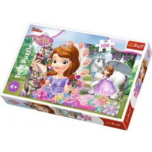 TREFL 100 elements Disney Sofia the first