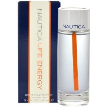 Nautica Life Energy, EDT 100ml, tualettvesi...