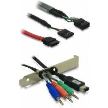 Delock Card luger USB -> 61in1 +Multipanel...