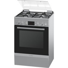 Плита BOSCH HGD745250L Gas-electric cooker