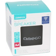 OMEGA Bluetooth kõlar V3.0 Alu 3in1 OG47B...