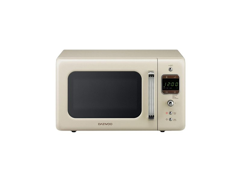 4360db3c1ee DAEWOO Microwave oven KOR-6LBRC 20 L, Free standing, Electronic, 800 W,  Creamy, Defrost function