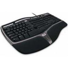 Клавиатура Microsoft B2M-00001, USB+PS/2...