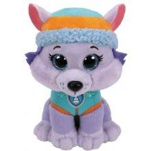 66d93cb2fcc Meteor Plush toy TY Beanie Babies Paw Patrol Everest 15cm 41300 - 01.ee