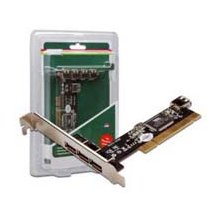 Assmann/Digitus USB 2.0, PCI-Card, 3+1 Port