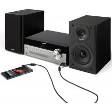 Sony CMT-SBT100, Micro set, Black, Silver...