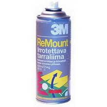 3M Aerosoolliim 400ml, Re Mount