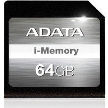 Mälukaart ADATA i-mälu SD Card SDXC 64GB for...