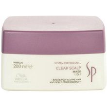 Wella SP Clear Scalp Mask, Cosmetic 200ml...