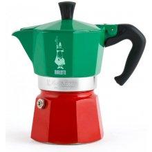 Bialetti Espressokann Moka Express Italia 6...